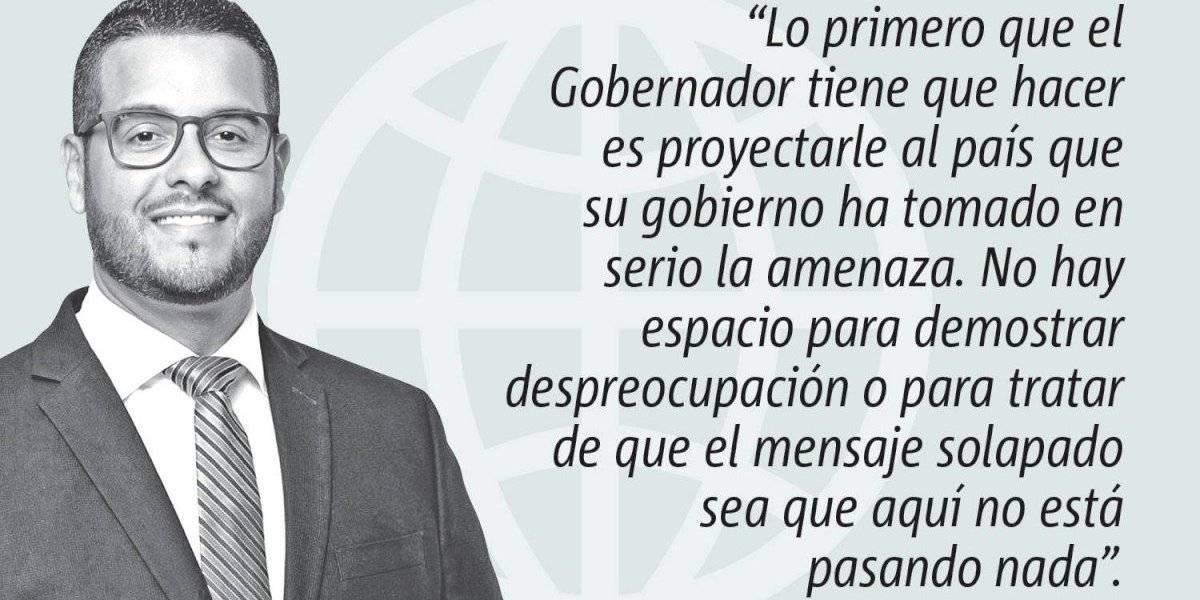 Opinión de Jesús Manuel Ortiz: Se lidera con el ejemplo