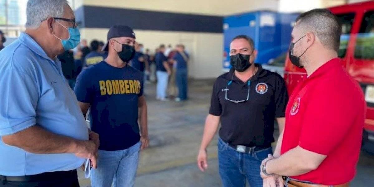 Sindicato de Bomberos urge a Pierluisi que detenga contrato con Luma Energy