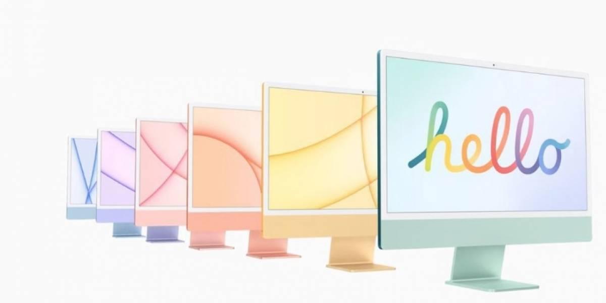 Apple lanza nuevos iPads y iMac en evento virtual