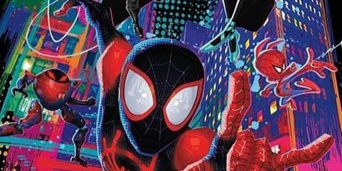 Confirman los tres nuevos directores que harán secuela de Spider-Man: Into the Spider-Verse