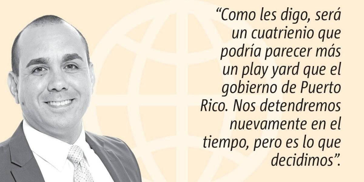 Opinión de Alex Delgado: Gobierno compartido que no arranca