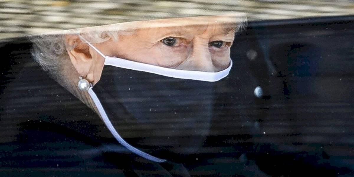 Reina Isabel II celebra su cumpleaños número 95 de una manera discreta