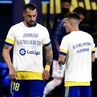 El Madrid, líder provisional tras implosión de Superliga