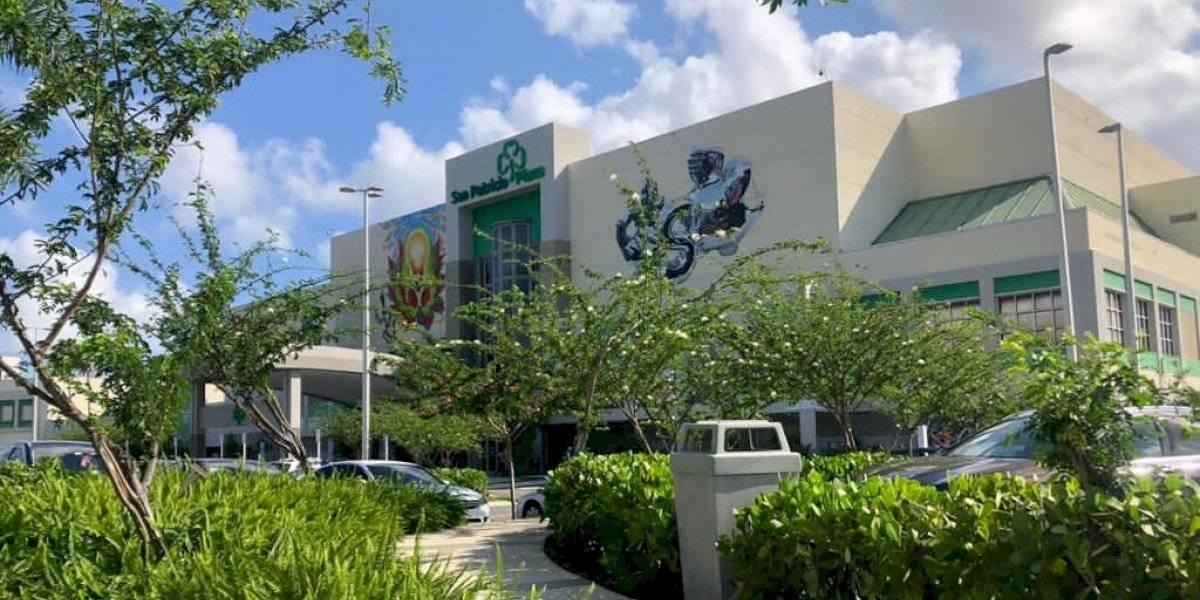 San Patricio Plaza se compromete con reforestación de áreas verdes