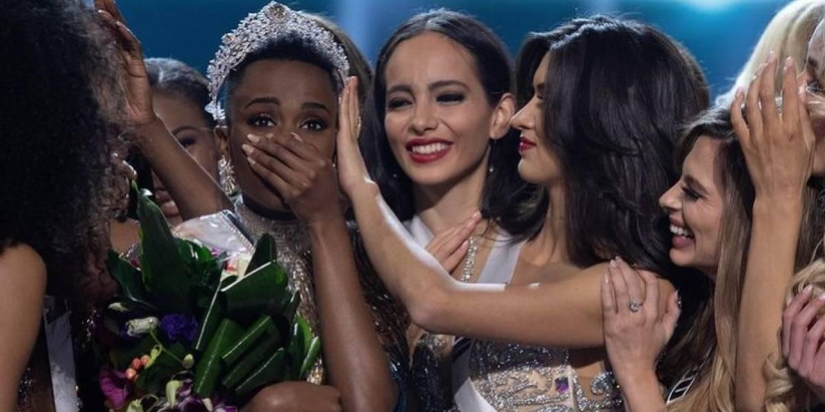 Miss Universo y las participantes más populares en Instagram