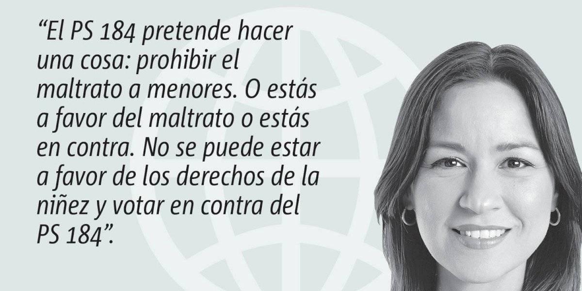 Opinión de Rosa Seguí: PS 184