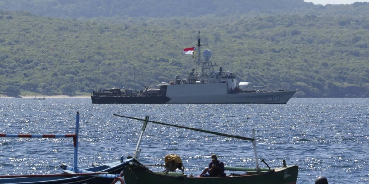 Submarino desaparecido en Indonesia tiene capacidad para 72 horas de oxígeno