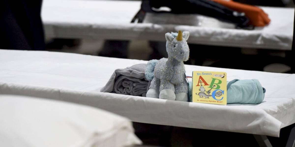 Abren albergue en California para recibir niños migrantes