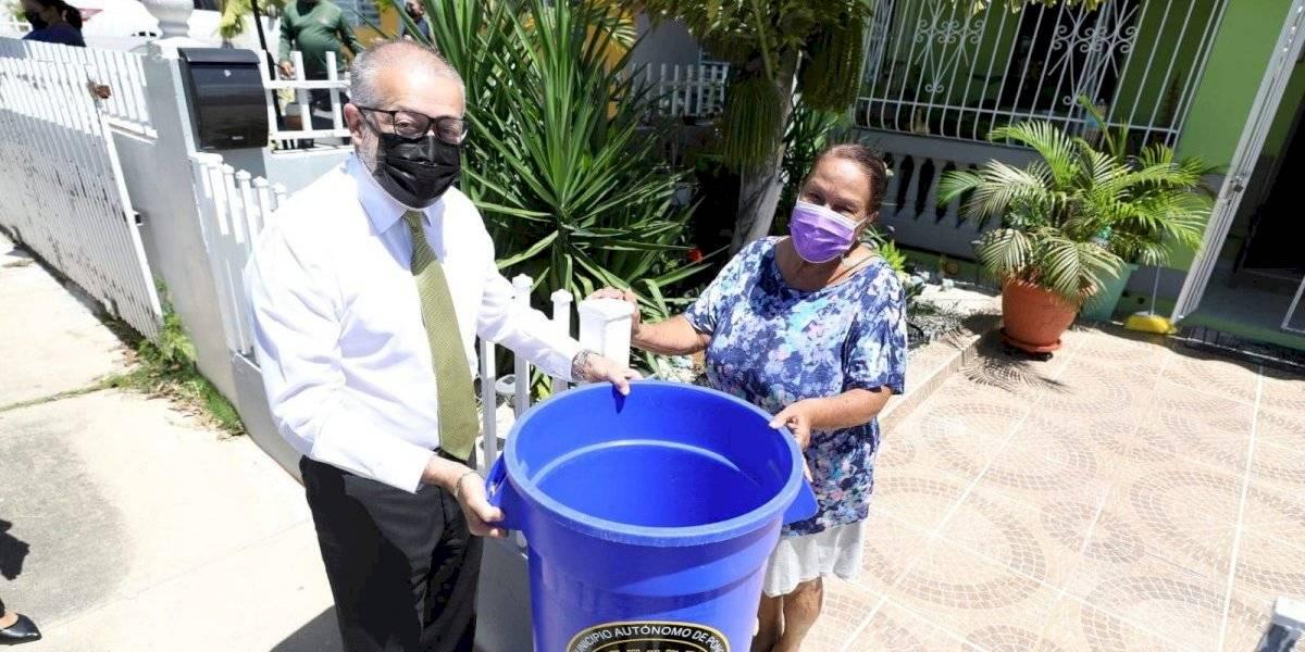 Ponce inicia nueva ruta de reciclaje en Día Internacional del Planeta