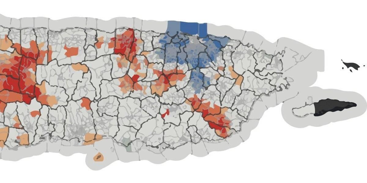 Publican mapas interactivos para potenciar la planificación en comunidades vulnerables