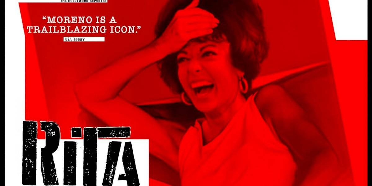 Estrenan tráiler del documental sobre la legendaria Rita Moreno