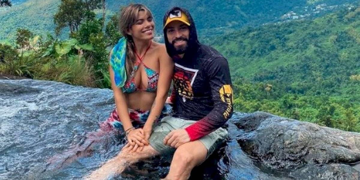 Natalia Lugo anuncia fin de su noviazgo con Carlos Torres