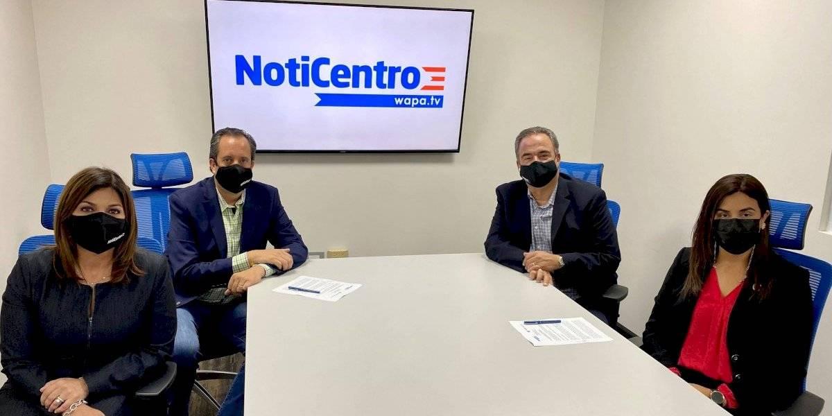NotiCentro y EcoExploratorio firman alianza educativa