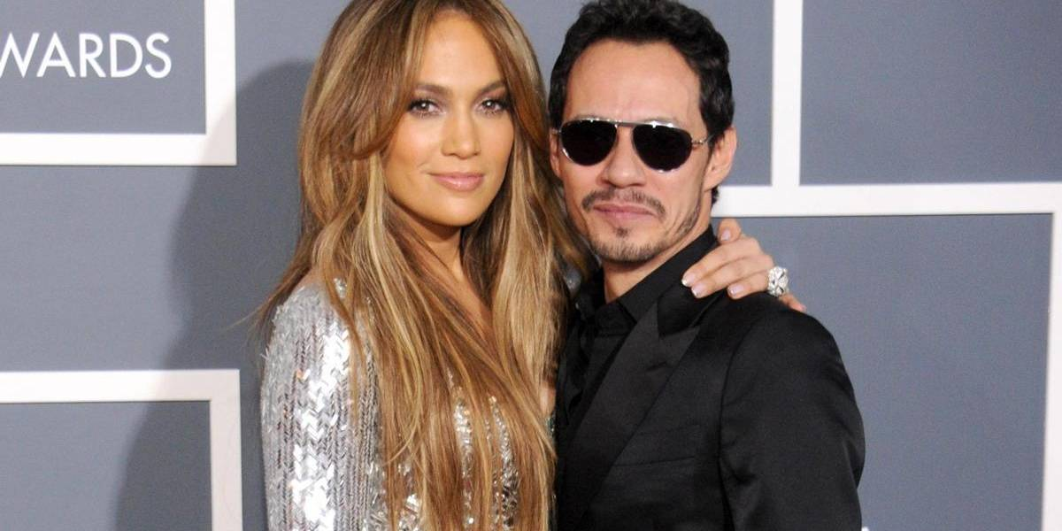 """Jennifer López se consuela en Marc Anthony tras su separación con """"A-Rod"""""""