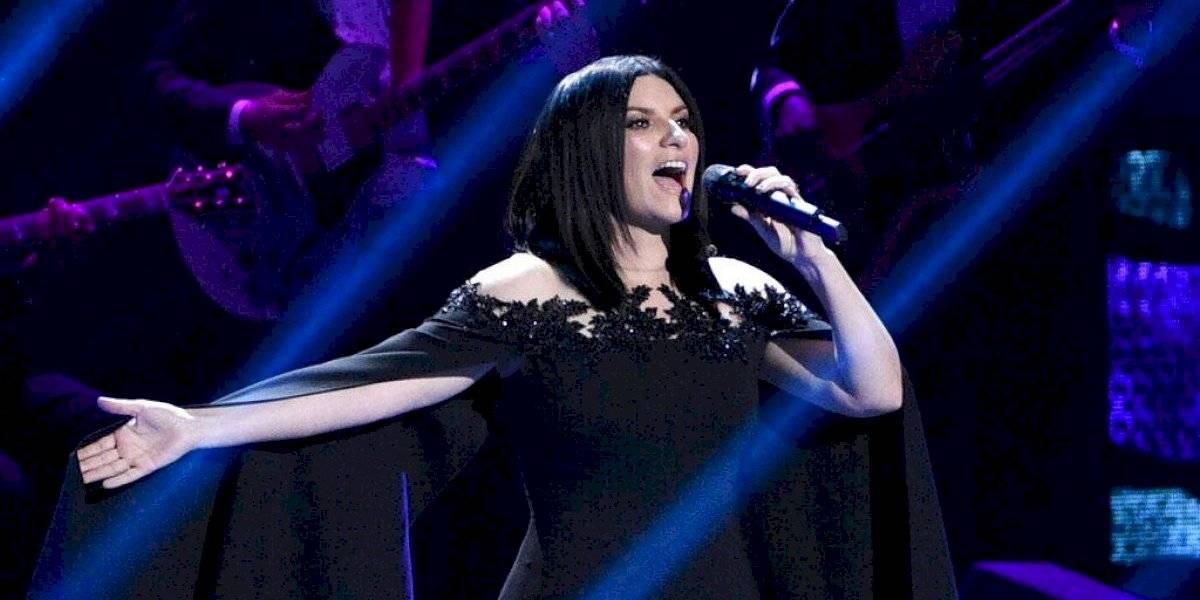 Lista Laura Pausini para cantar en los Óscar