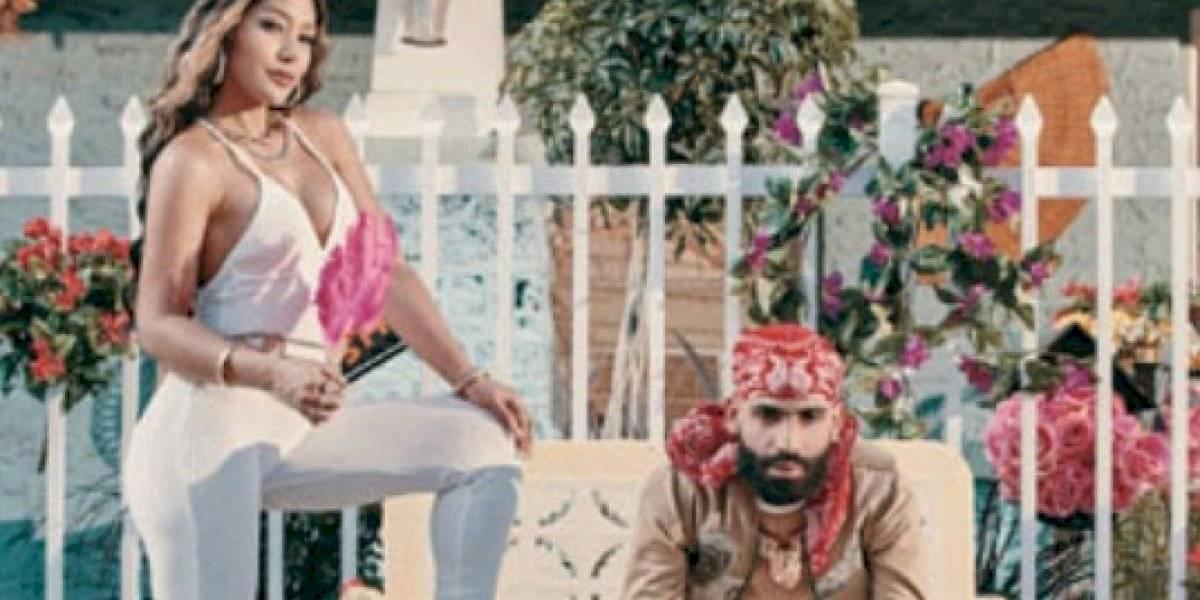 """Farina y Arcangel estrenan su EP titulado """"FloWres"""""""