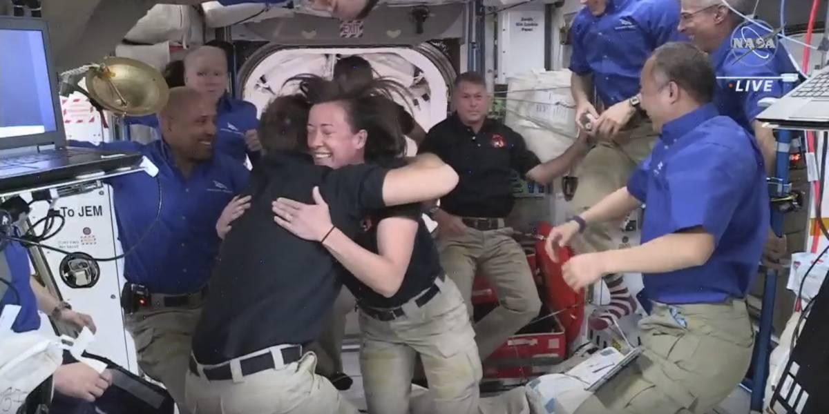 Estación Espacial Internacional tiene su mayor número de astronautas en una década