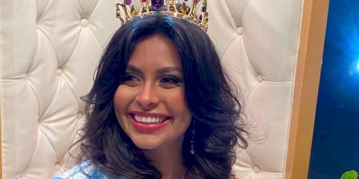 Candidata de Naranjito se corona Miss Mundo de Puerto Rico 2021
