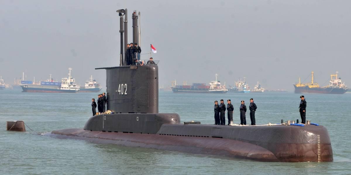 Encuentran a submarino hundido en Indonesia: se partió en 3 y los 53 tripulantes murieron