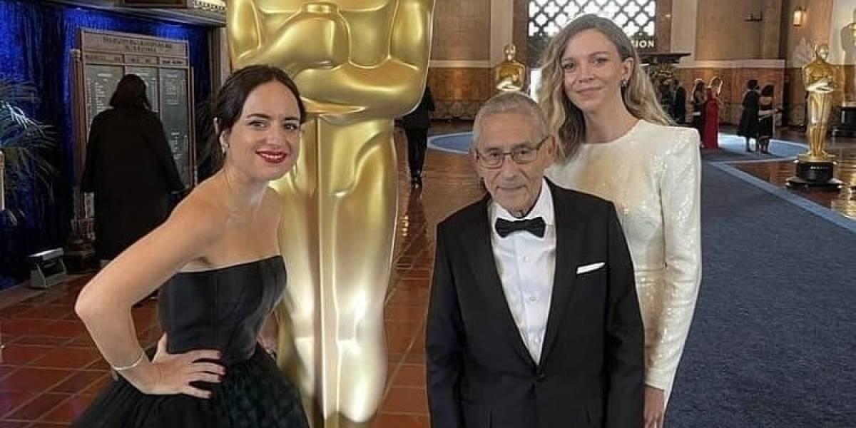 """Aunque no ganó: desde Denisse Rosenthal hasta la Fundación Las Rosas festejan a """"El agente topo"""""""