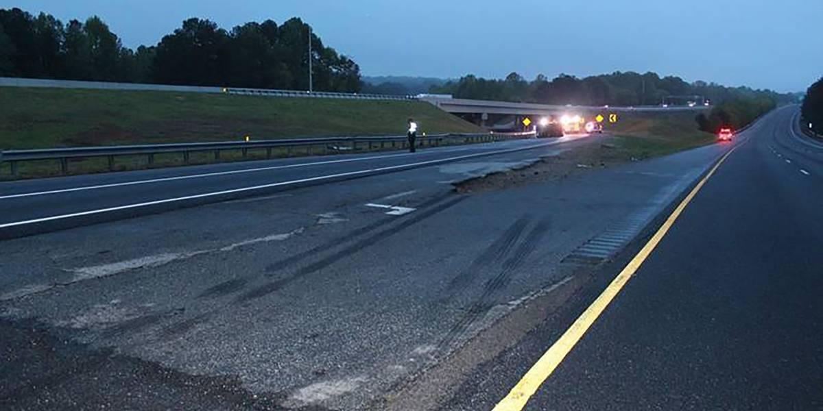 Accidente vehicular deja seis muertos en Georgia