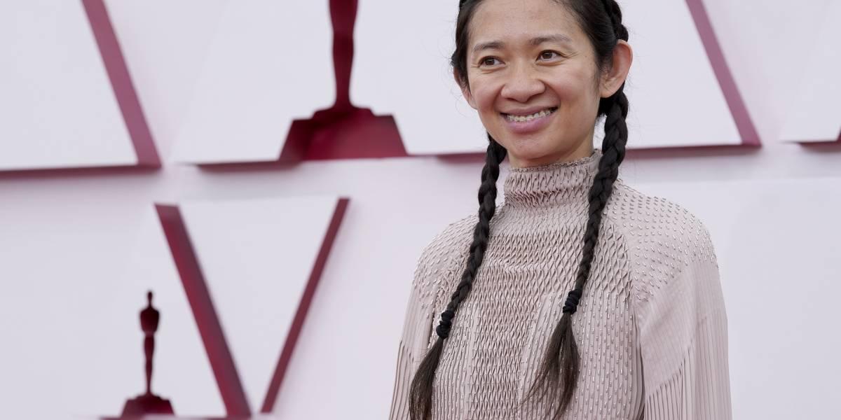 Nomadland mejor película en los Oscar y su directora hace historia