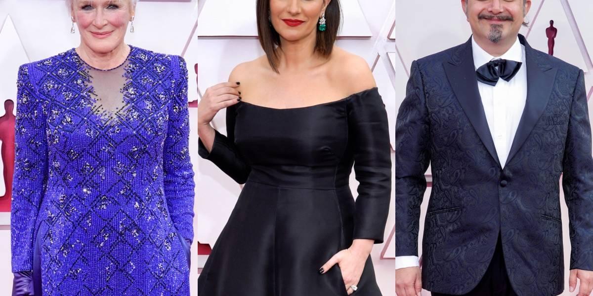 Premios Óscar 2021: Lo mejor de la alfombra roja