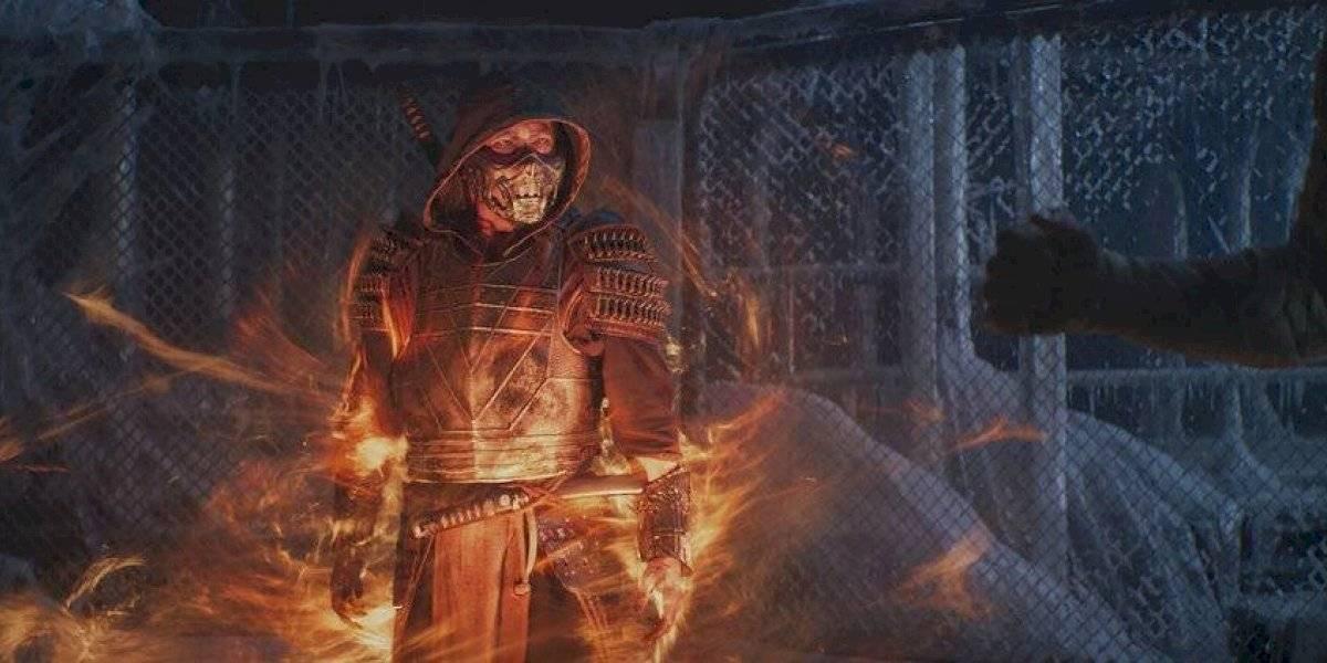 """""""Mortal Kombat"""" encabeza una mejora en la taquilla"""