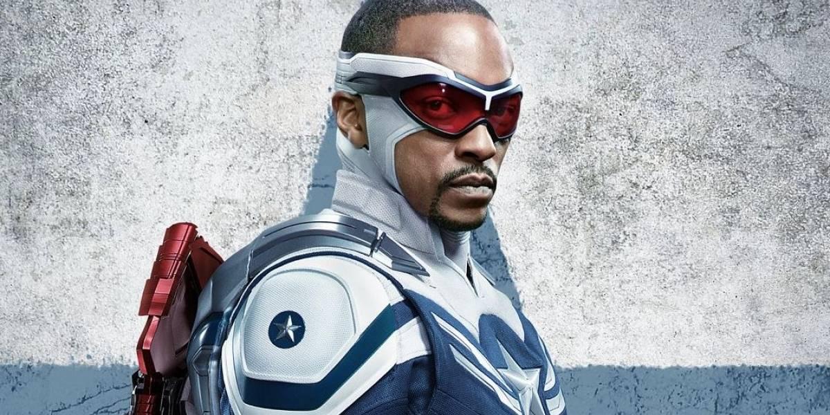 'Capitán América 4': Marvel Studios ya trabaja en una cinta con Anthony Mackie como el 'Cap'
