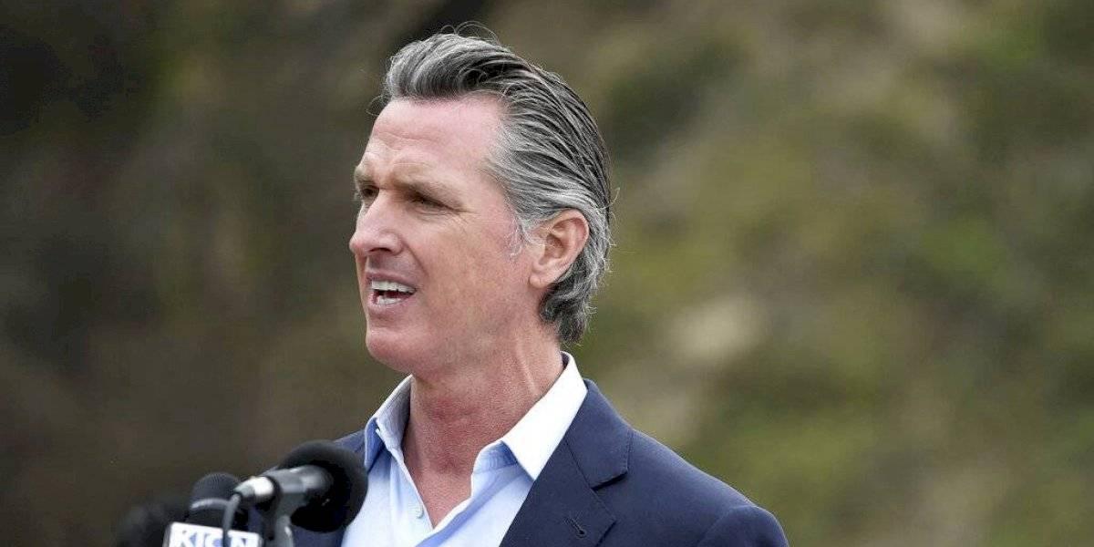 Ya están los votos para llevar a votación destitución del gobernador de California