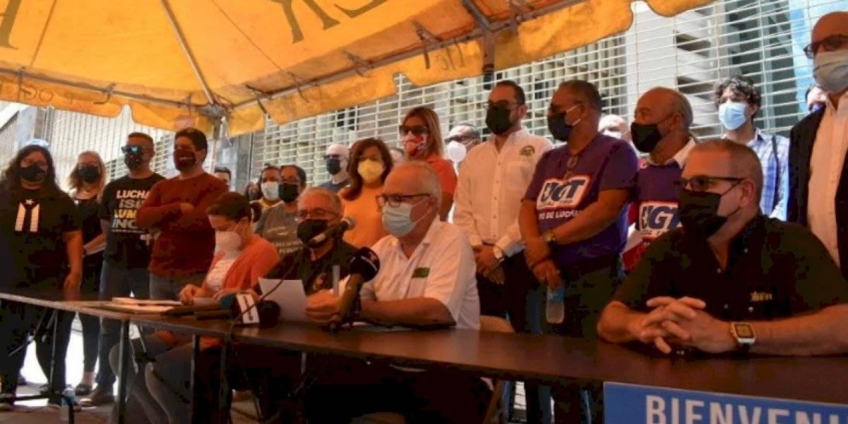 Movimiento Obrero anuncia caravanas para el Día Internacional de las y los Trabajadores