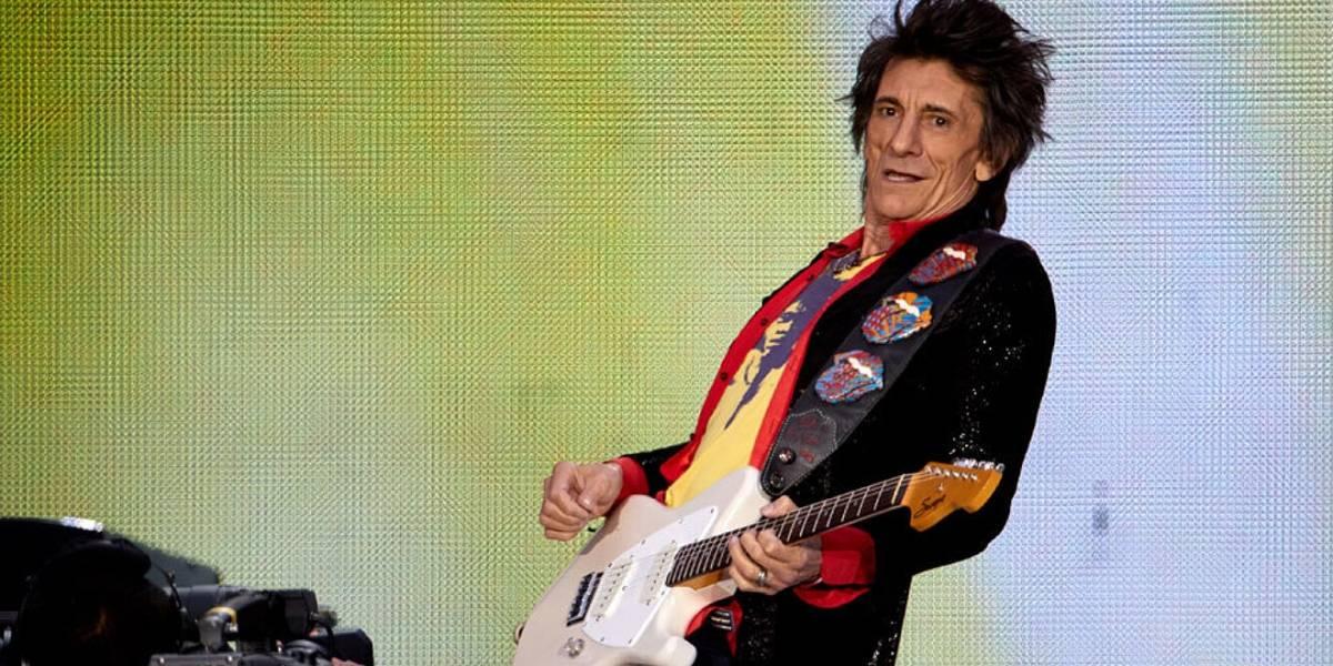 Integrante de los Rolling Stones supera el cáncer por segunda vez