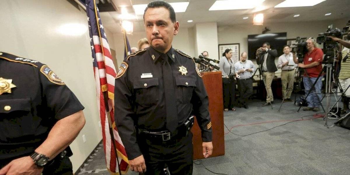 Biden nomina a sheriff Ed Gonzalez para dirigir el ICE