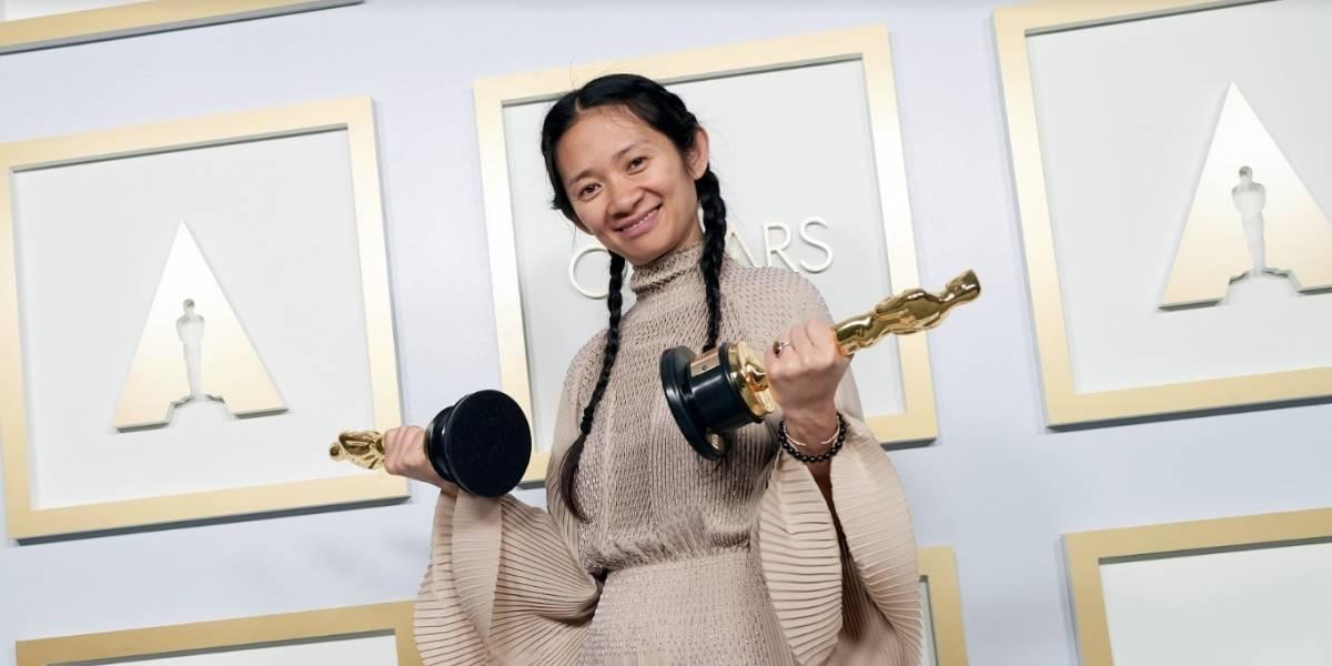 """Chloé Zhao: """"Ahora necesito menos cosas para vivir"""""""