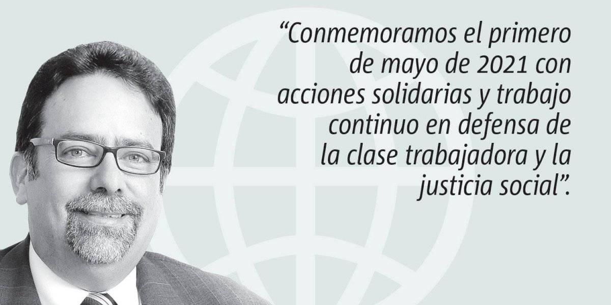 Opinión de Denis Márquez: Primero de mayo