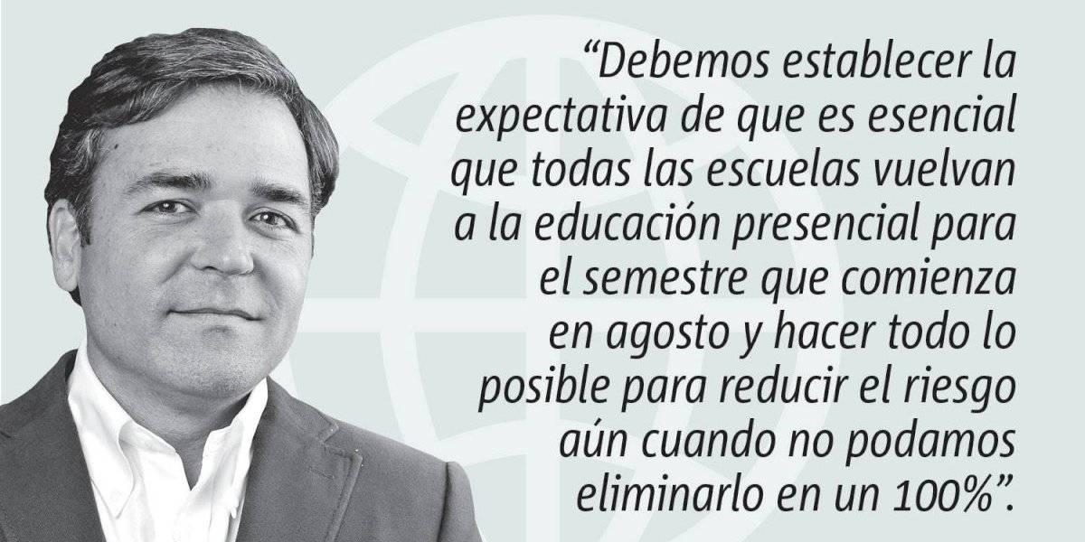 Opinión de Alejandro Figueroa: El debate sobre la reapertura de las escuelas