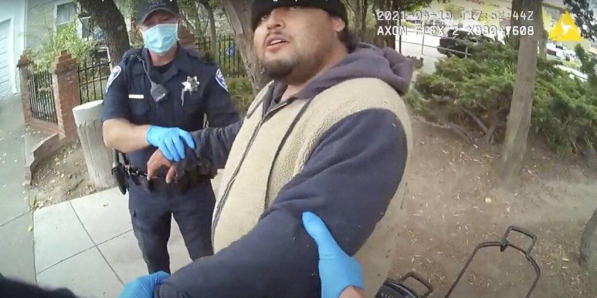 Arresto letal de hispano en California evoca caso de George Floyd