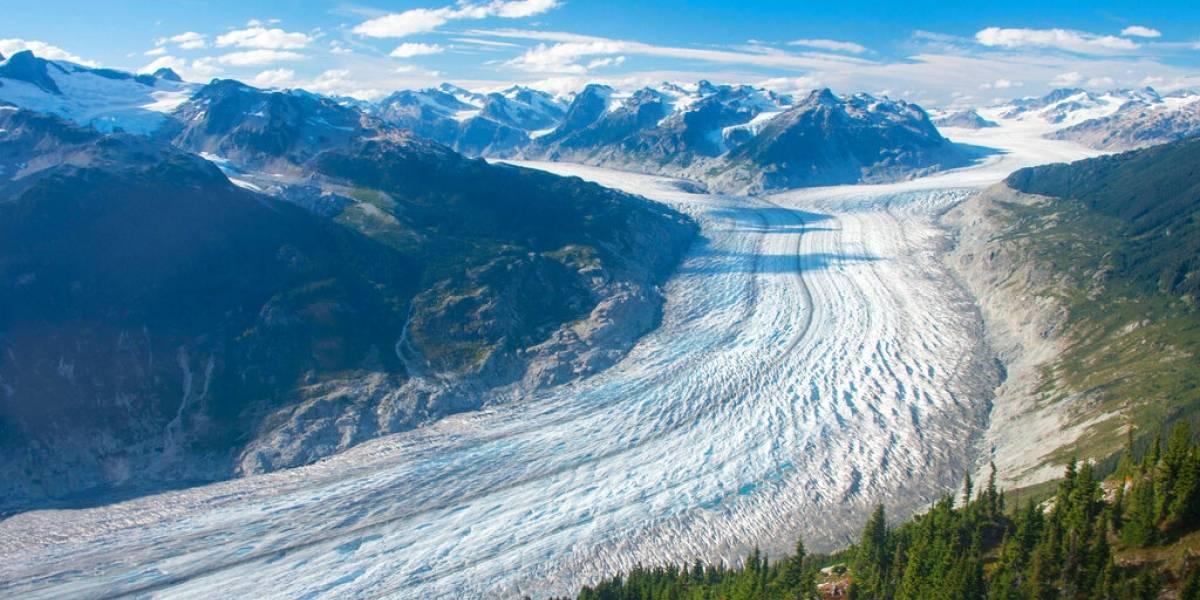 Estudio revela que glaciares se derriten a un paso acelerado