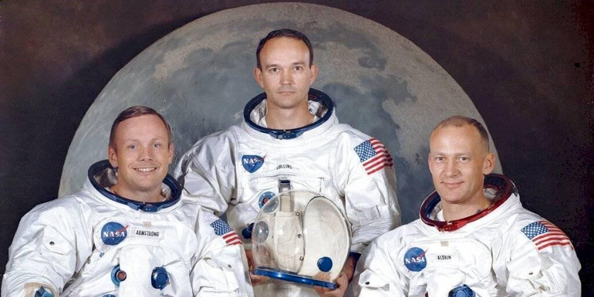 Fallece el astronauta de misión Apolo XI, Michael Collins