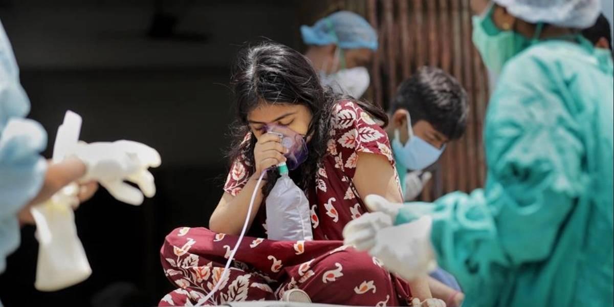 Qué sucede en India y por qué está en crisis con el coronavirus