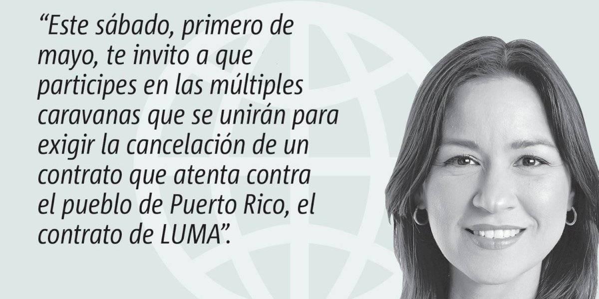 Opinión de Rosa Seguí: Todo Puerto Rico contra LUMA