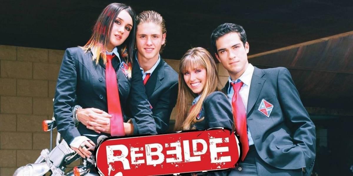 """Estos son los actores de """"Rebelde"""" que ya son padres"""
