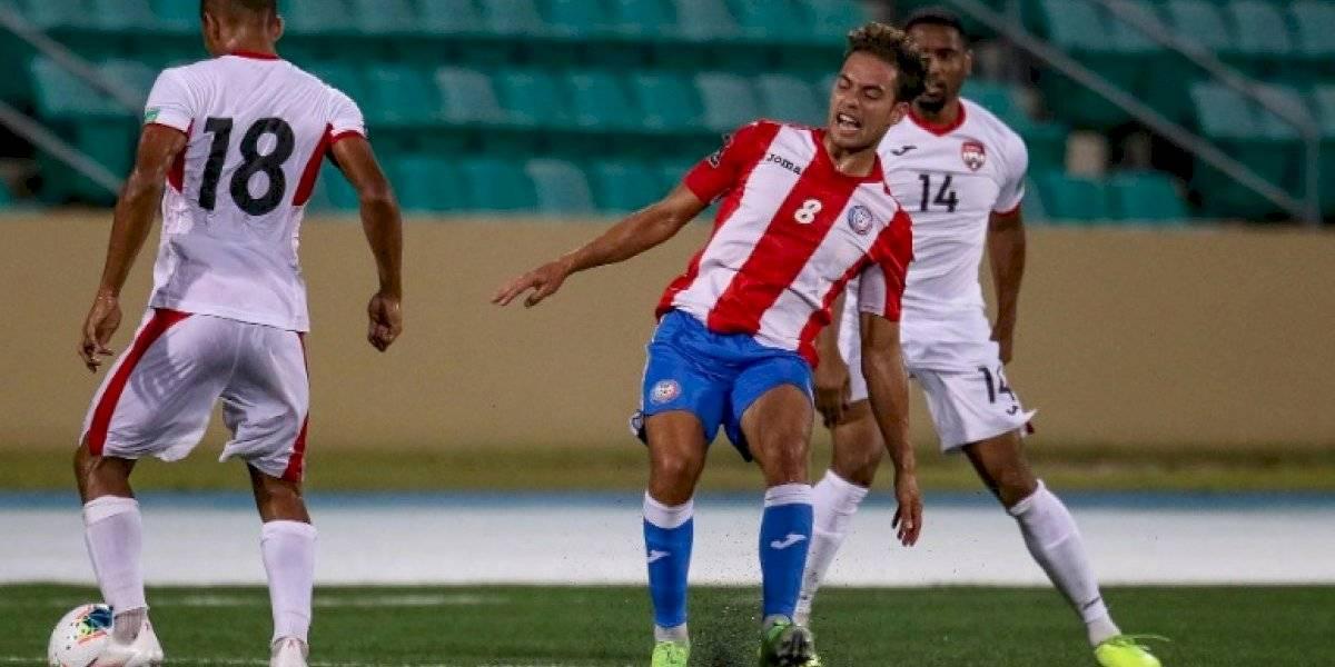 Puerto Rico espera respuesta de FIFA en el caso de Trinidad y Tobago