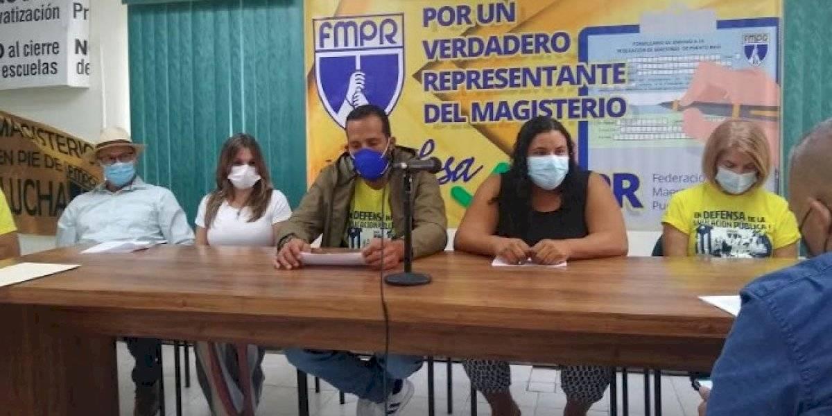 Federación de Maestros solicita elecciones sindicales en Educación