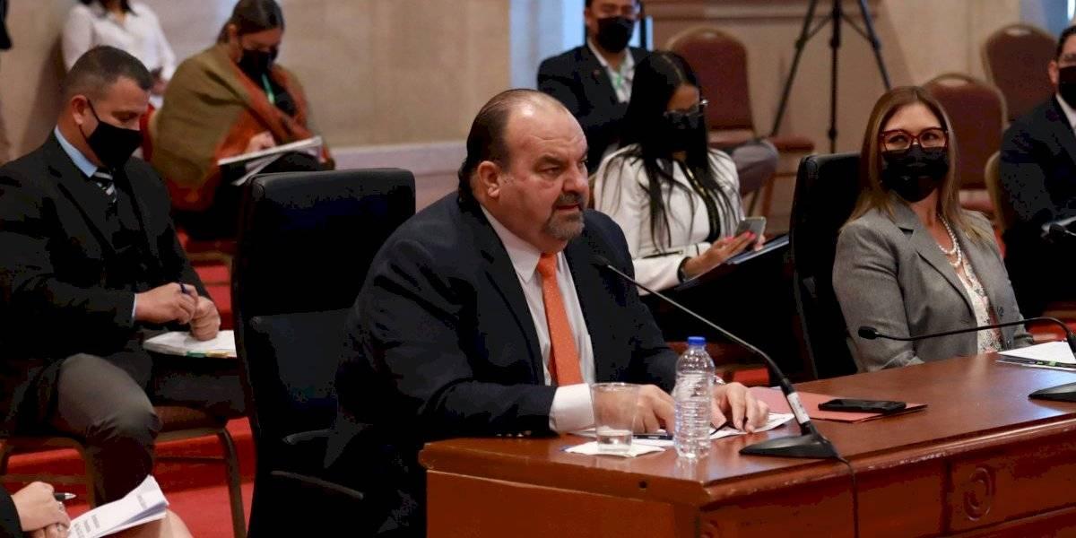 Agricultura presenta a la legislatura borrador de presupuesto para próximo año fiscal