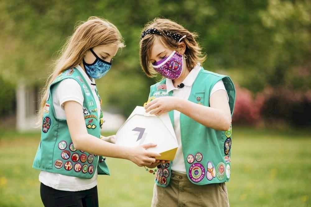 Girl Scouts (AP)
