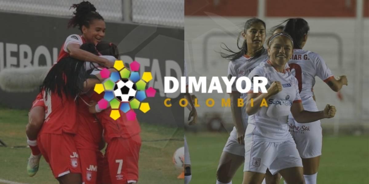 FÚTBOL COLOMBIANO | Dimayor confirmó el formato de la Liga Femenina BetPlay 2021