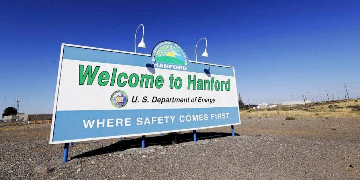 Depósito de residuos nucleares en Washington podría tener una fuga