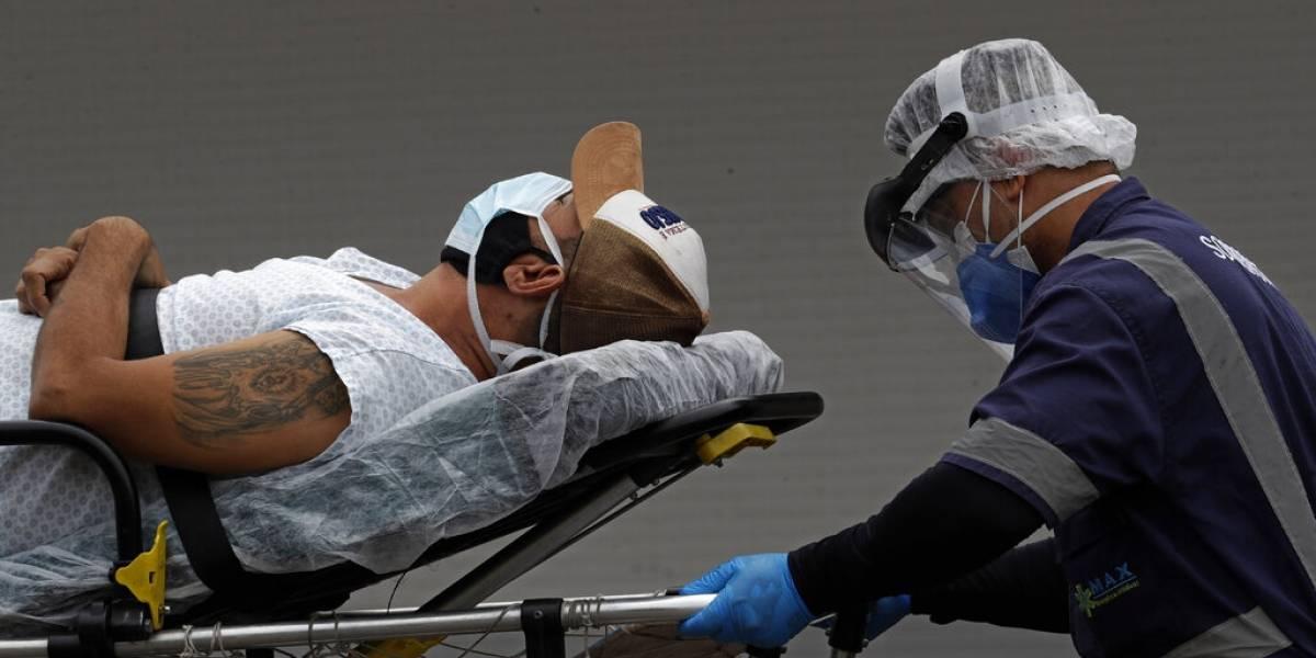 Brasil supera las 400,000 muertes por COVID-19