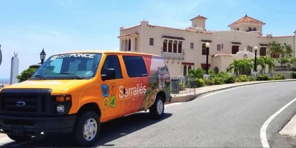 """Lanzan """"Castillo Express"""", una nueva iniciativa de impacto turístico en Ponce"""